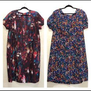 Roaman's Dress Lot (2) Size 26W